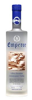 emperor vodka